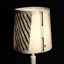 Skagerrak thunder table lamp
