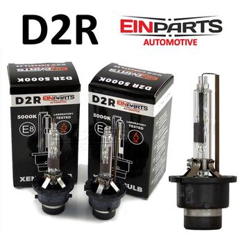 D2R 5000K e-märkt original Einparts Automotive® valbar Long Life Infinity och Extended +50% More Light