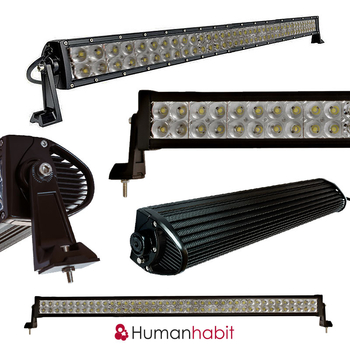 300W LED ramp 100x3W 9-30V 26000Lm