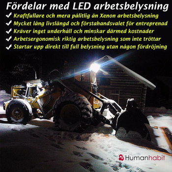 120W LED ramp CREE 12000 lumen 9-30V 628mm