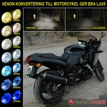Xenonlampa 2pack 35w Bi-xenon