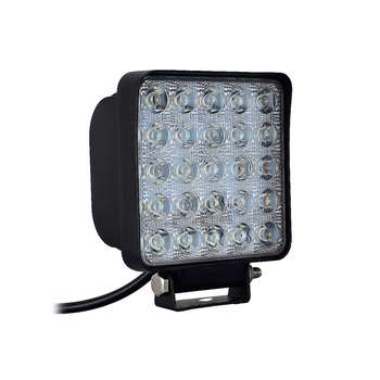 75W Heavy Duty  LED arbetsbelysning 9-32V valbar 30 och 60°