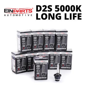 D2S 5000K e-märkt original Einparts Automotive® valbar Long Life Infinity och Extended +50% More Light