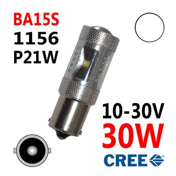 Ba15s 30W CREE 10-30V, 720lm