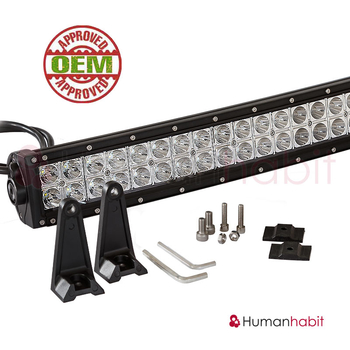 180W LED ramp CREE XB-D curved E-mark 885 mm