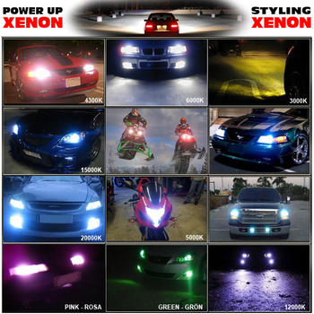 35w Bi-Xenon Slim Kit 9-32v