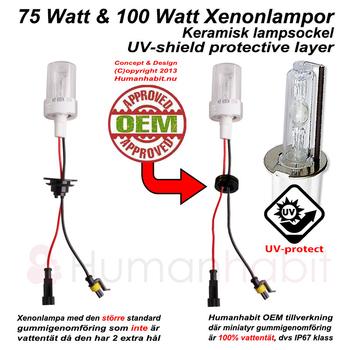 75w Extreme Xenonkit rev3