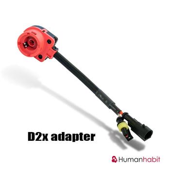 D2X kabel