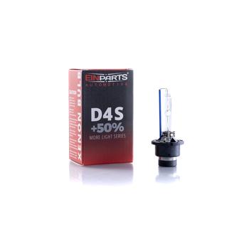 D4S 5000K e-märkt original Einparts Automotive® valbar Long Life Infinity och Extended +50% More Light