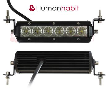 30 Watt miniatyr LED ramp 9-32 Volt