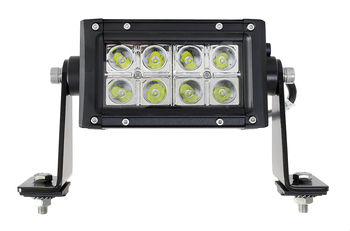 24W CREE LED extraljusramp 9-32V