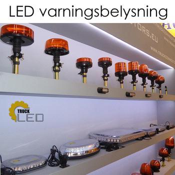 Fäste till roterande varningsljus, typ D
