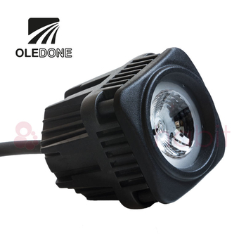 10W CREE mini LED ihopkopplingsbar OLEDONE 9-50V