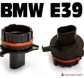 BMW E39 samt MB E-class H7
