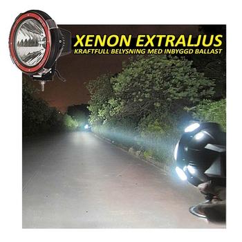 Trepack 55W Xenon Extraljus  9-32V Svart