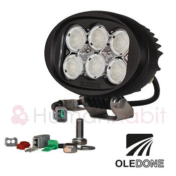 6 pack 60W CREE LED flerpack rabattköp OLEDONE® 9-50V