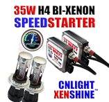 35w H4 Bi-Xenon CNlight speedstarter kit