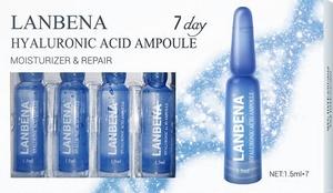 LANBENA Hyaluronic Acid Ampoule Serum - 7 days