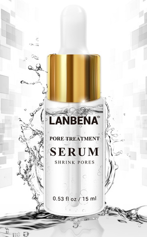 LANBENA Skin care face acne shrink pore treatment lotion