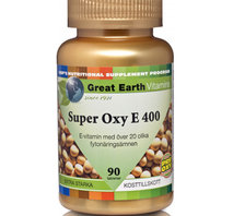 Great Earth Super Oxy-E-400 Extra Stark 90tab