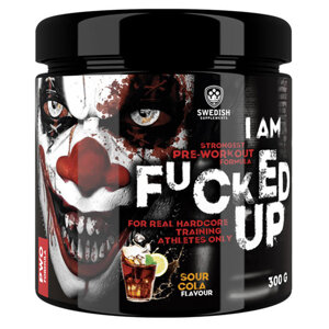 Swedish Supplements Fucked up Joker300g