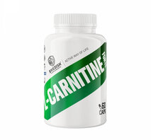Swedish Supplements L-Carnitine Forte, 60 caps
