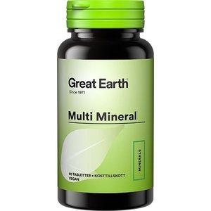 Great Earth Mulit Mineral 60Tab