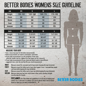 Better Bodies Team BB Rib Tank