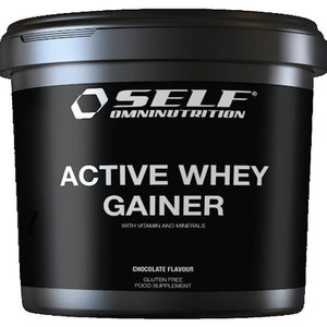 Self Active Whey Gainer 4000g