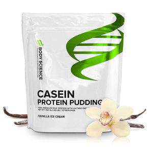 Body Science Casein Pudding 750g