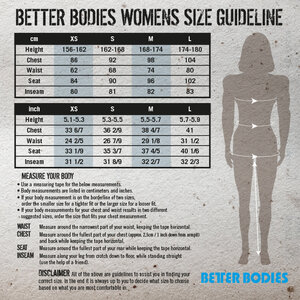 Better Bodies Empire cropped crew