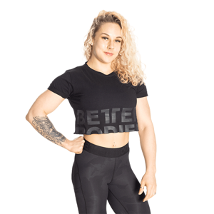 Better Bodies Astoria Cropped Tee