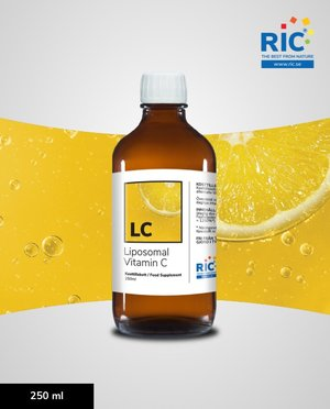 Liposomal C-vitamin 250 ml
