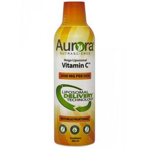 Aurora Mega Liposomal C-vitamin 2000 mg