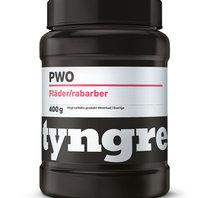 Tyngre PWO 400g - Fläder/Rabarber