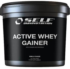 Self Active Whey Gainer 16kg - 89kr/kg
