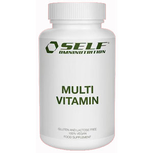 Self Multivitamin 60kap