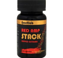 Sportlab Red AMP Stack 50 cap