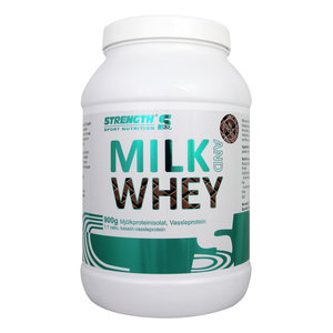 Strenght Nutrition Milk and Whey 900g