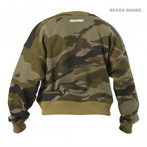 Better Bodies Chelsea Sweater - Camo