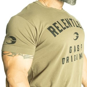 Gasp Relentless Skull Tee