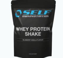 Self Whey Protein Shake 1000g