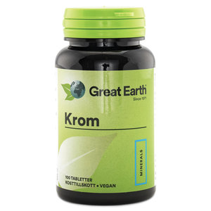 Great Earth Krom 100Tab
