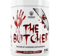 Swedish Supplement  The Butcher 500g