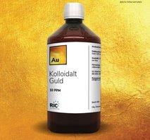 Kolloidalt Guld – 1 liter / 10ppm