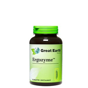 Great Earth Ergozyme, 90Tab