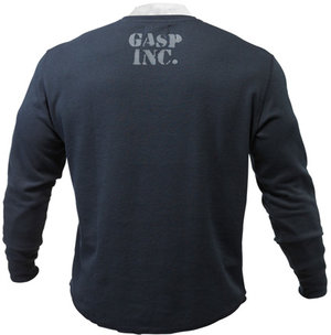 Gasp Thermal Gym Sweater