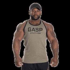 Gasp Ribbed T-back