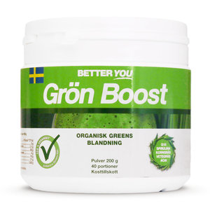 Better You Grön Boost 200g