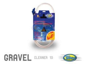 Aqua Nova gravel cleaner 25 cm smal (SLUT I LAGER)